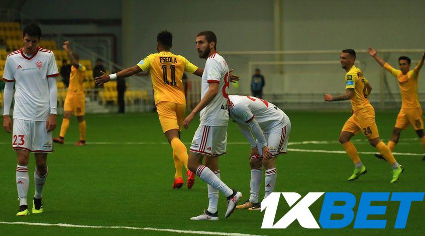 Букмекер 1xBet регистрация новых игроков в Казахстане